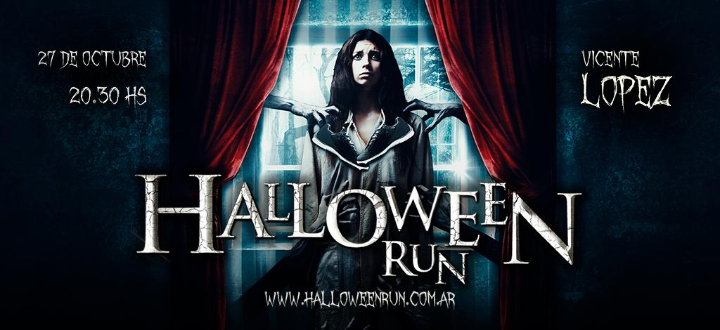 El terror invadirá la ciudad en Octubre: Halloween Run 2018