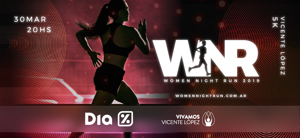 Está llegando Women Night Run 2019 con Miss Bolivia