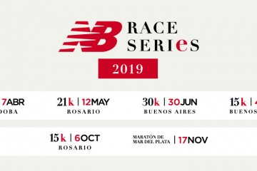¡Ya está el calendario de la NB Race Series 2019!