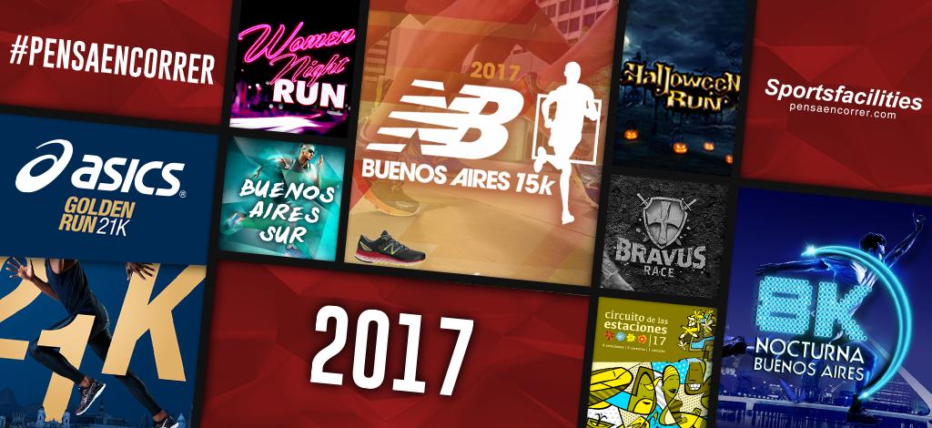 ¡Para todos los gustos!: Sportsfacilities publica su calendario 2017