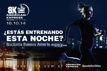Newsletter N° 22: ¡Últimos cupos disponibles! 8K Nocturna Buenos Aires 2014