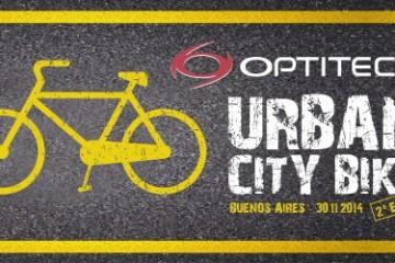 Optitech Urban City Bike