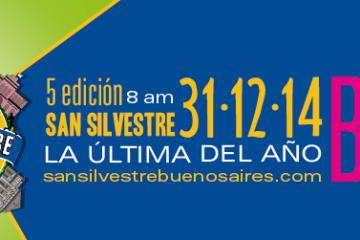 San Silvestre Buenos Aires – ¡Alegre!