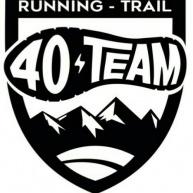 Running 40 team