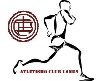 Logo Atletismo Lanus