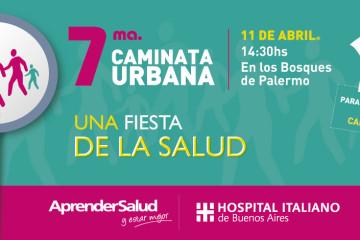 Caminata Hospital Italiano