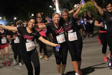 Women Night Run, el video