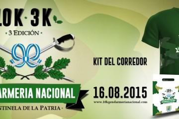 10K Gendarmeria Nacional