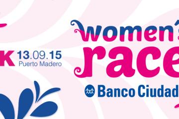 Women's race Banco Ciudad