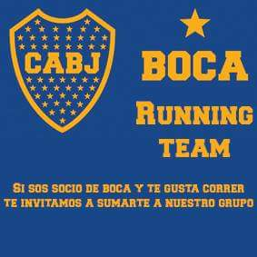 Boca Running Teams