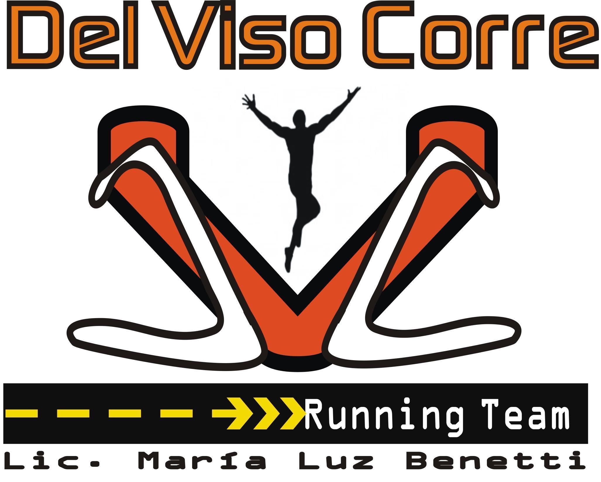 Logo Del Viso Corre
