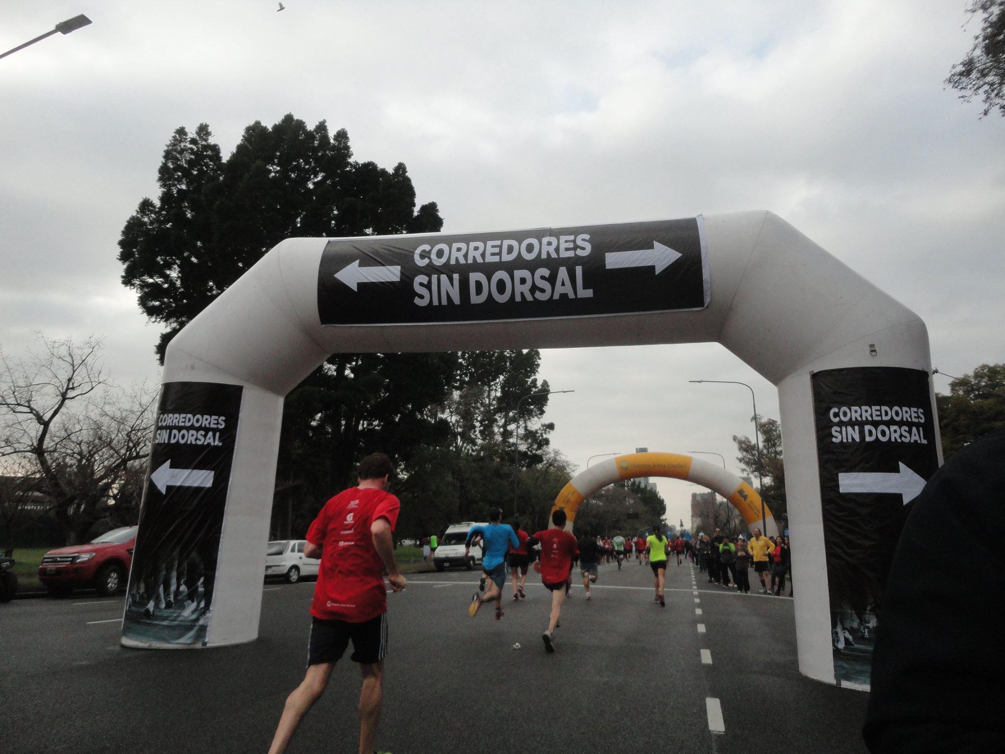 Posición oficial de las Organizaciones de Carreras de Argentina sobre participación de corredores por fuera de la inscripción formal