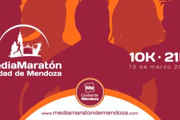 Abiertas las inscripciones para la Media Maratón de Mendoza 2016