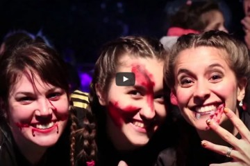 Reviví la Halloween Run 2015 con este video