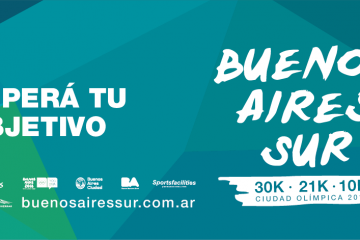 Ya llegó Buenos Aires Sur 2016