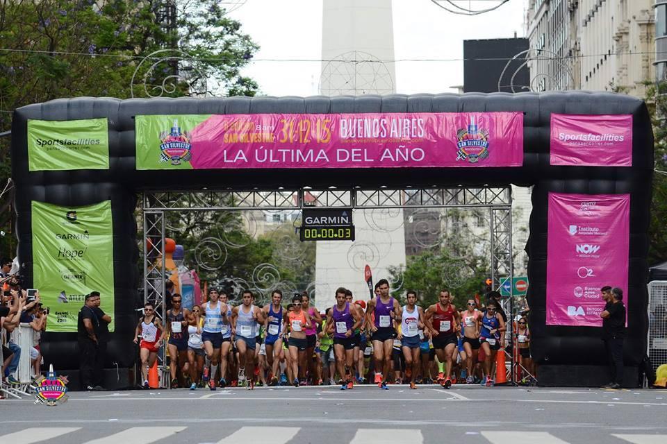 San Silvestre Buenos Aires 2015, mirá el video