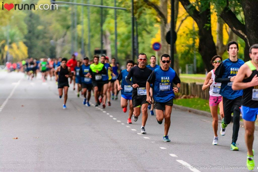 Mirá el video de la BSAS RUN 2016
