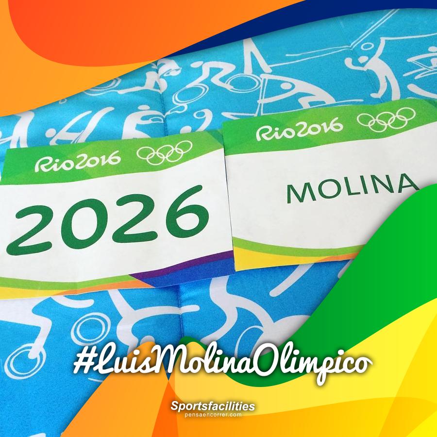 Luis Molina Olimpico