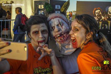 Las fotos de Halloween Run 2016