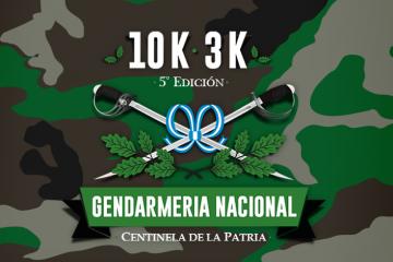 10K Gendarmeria