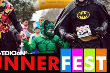 ¡Super héroes en zapatillas! Vuelve la RunnerFest