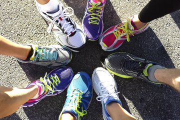 Beneficios de unirse a un running team