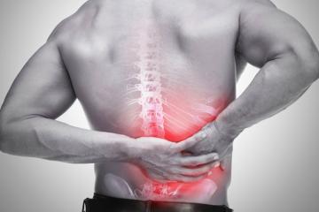 Cuidado con el dolor lumbar