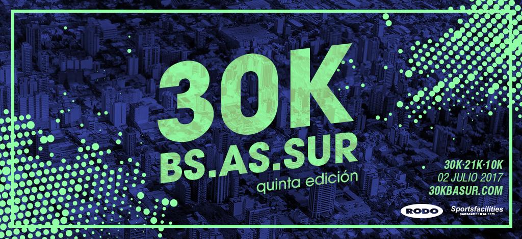 ¿Estás listo para romper el muro? Vuelve la 30K Buenos Aires Sur