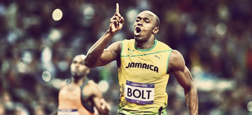 Otro año a los pies de Usain Bolt