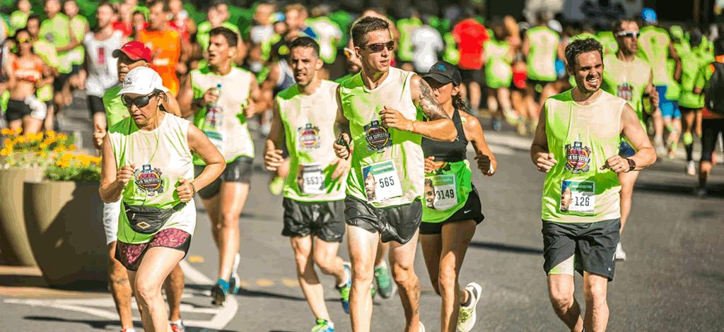 San Silvestre 2016: La pasión que invadió Buenos Aires