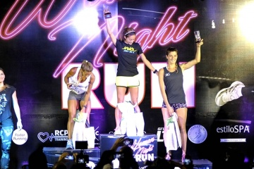 Las chicas invadirán Puerto Madero con la Women Night Run 2017