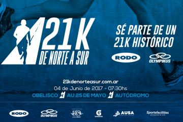 ¡De norte a sur! Buenos Aires se paraliza con esta 21K