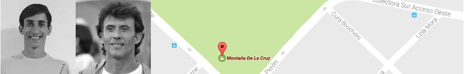 14-Pauluzak trail running Mapa