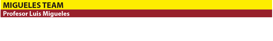 7-Migueles team