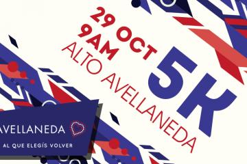 5K Alto Avellaneda