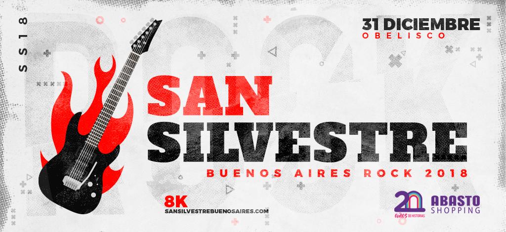 San Silvestre Rock Edition ya abrió sus inscripciones