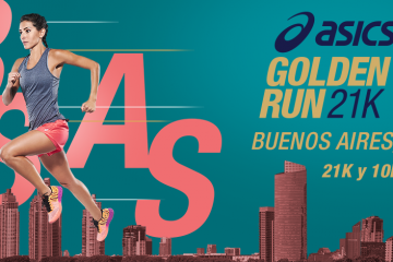Está llegando los 21K y 10K ASICS Golden Run 2018