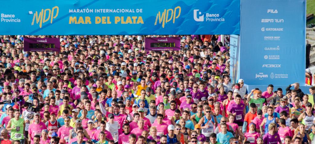 Maratón de Mar del Plata: ¡Ya tenemos fecha!