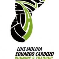 LUIS MOLINA EDUARDO CARDOZO RUNNING TEAM