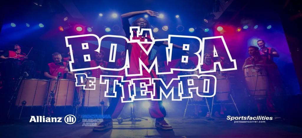 La Bomba de Tiempo en Nocturna Buenos Aires 2018