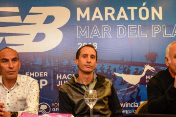 Quedan menos de mil cupos para el Maratón de Mar del Plata