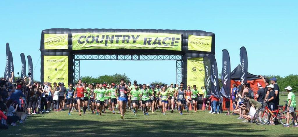 Se corrió la cuarta edición de Country Race en Lobos