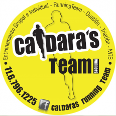 CALDARA'S RUNNING TEAM