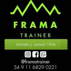 FRAMA TRAINER