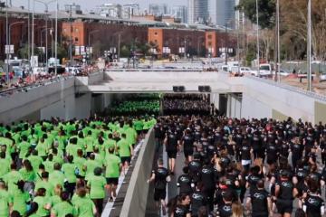 El video de Carrera Ciudad Verde 2019 Edición Especial Paseo del Bajo