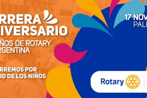 Aniversario Rotary