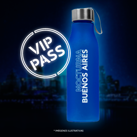 Lateral VIP PASS