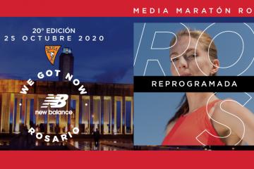 ¡New Balance confirma la fecha de la NB Media Maratón de Rosario!