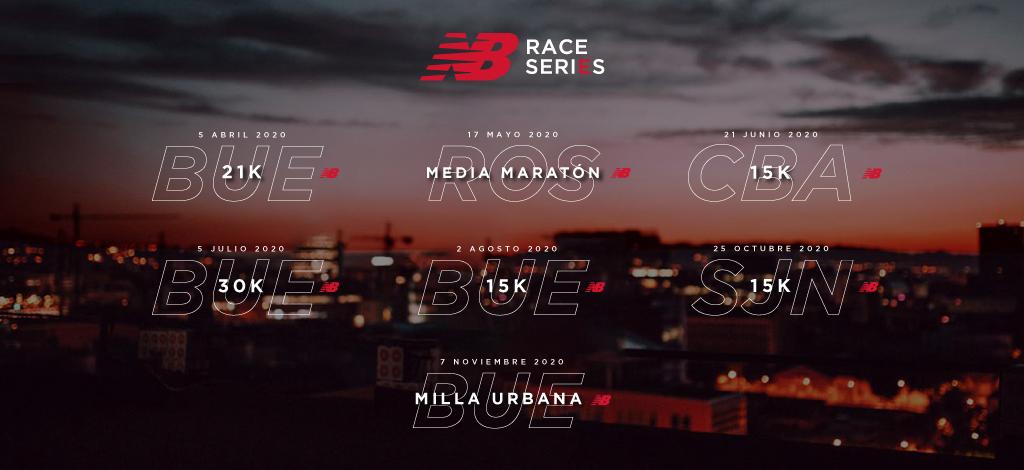 Ya llegó NB Race Series 2020